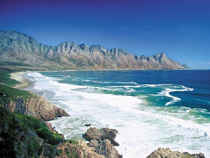 Africa West Coast Beaches