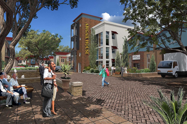 Abigail Business Park, Windhoek